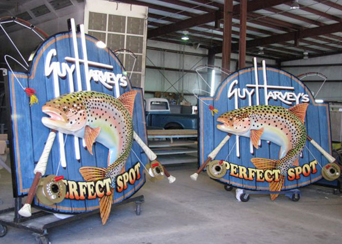 In Deer Island, International Sign is ready to help you with your sign installation needs or requirements. International Sign specializes in the design, manufacture, installation of Custom Carved Signs in all of Lake county, International Sign is ready to serve your custom signs fort myers fl needs. Here to serve you International Sign does business in Deer Island in Lake county FL. Area codes we service include the  area code and the 